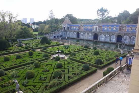 Palácio dos Marqueses de Fronteira: jardins