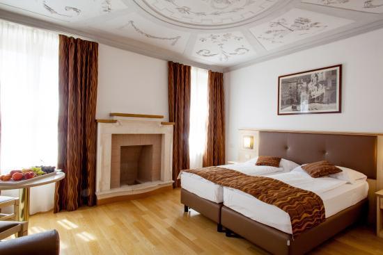 Hotel Portici Romantik & Wellness: Suite