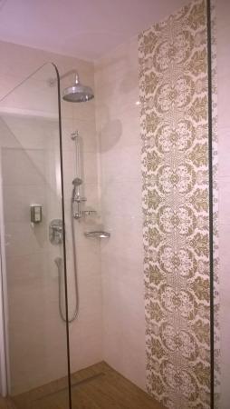 Parkhotel Graz: Shower
