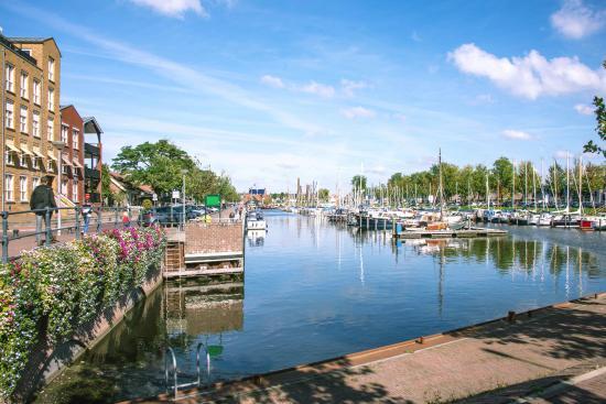 Haven Van Huizen : Croque bettini picture of de haven van huizen huizen tripadvisor