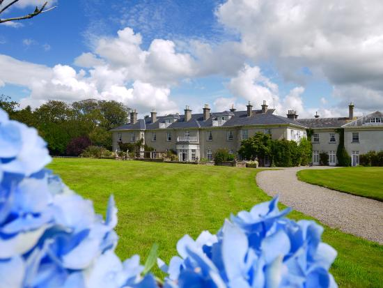 Dunbrody Country House Hotel: Dunbrody Country House - experience a taste of 1830s living