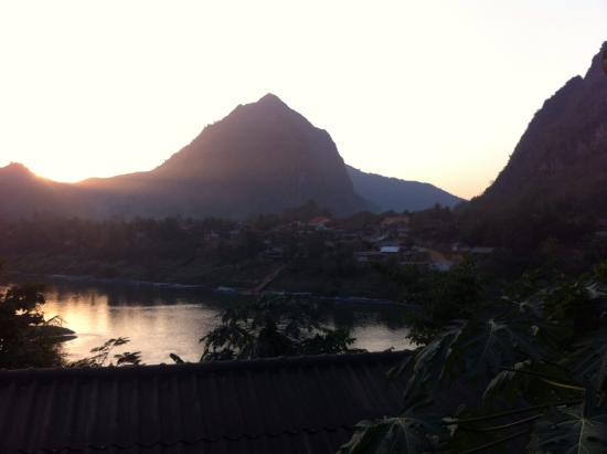 Sunrise Bungalows : Vistas desde el bungalow