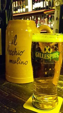 Al Vecchio Mulino Club: Nuova birra al vecchio mulino 🍺👍