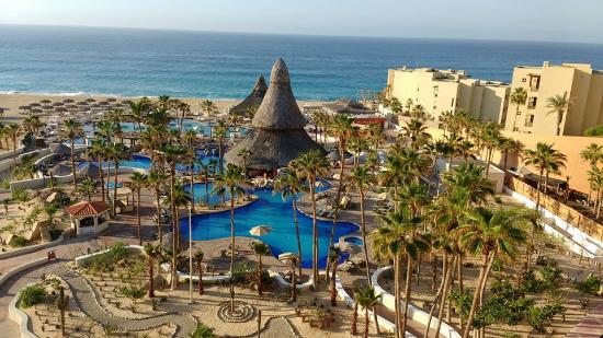 Albercas y playa picture of sandos finisterra los cabos cabo san lucas tripadvisor - Cabo finisterra ...