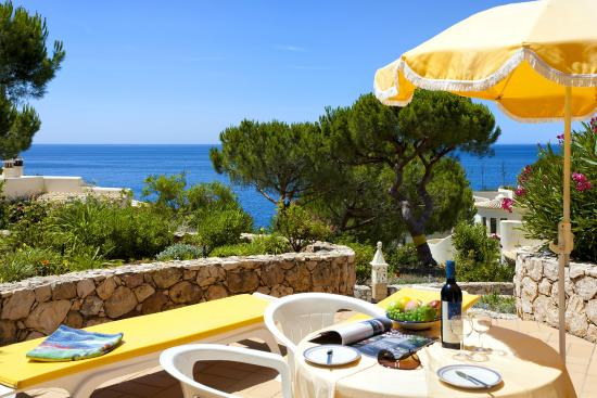 """One bedroom Suites """"Catrineta"""" - Terrace and View"""