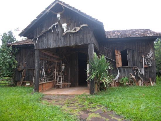 Chapecó, SC: Museu do tropeiro Velho