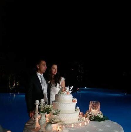 Taglio torta in piscina foto di oleandri resort paestum - Hotel paestum con piscina ...