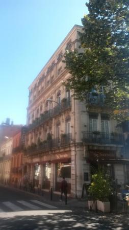 Hotel Saint Sernin: hôtel