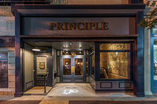 Principle Food & Drink