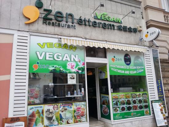 Vegan chinese picture of 96 zen restaurant budapest for M zen chinese cuisine