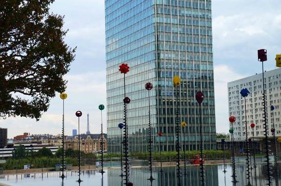 Property Area - Picture Of Fraser Suites Harmonie Paris La Defense  Courbevoie