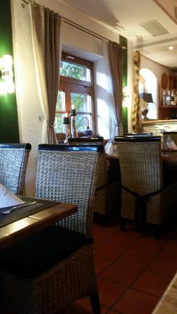 Rieger´s Restaurant: Sehr schön und sehr lecker.