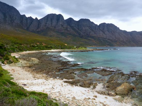 Rooiels, South Africa: Clarence Drive views