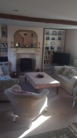 Glangrwyney, UK: Coach house