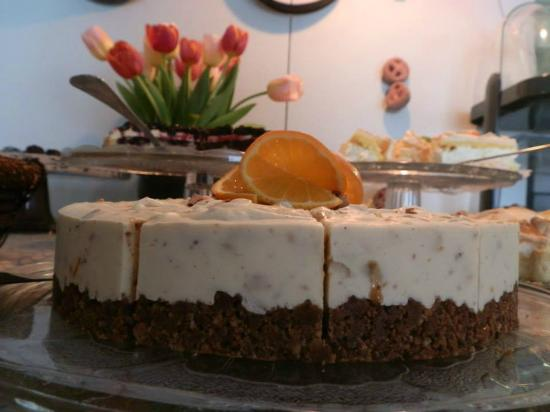Parainen, Finlandia: orange cake