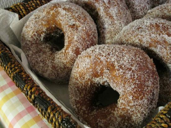 Parainen, Finlandia: donut