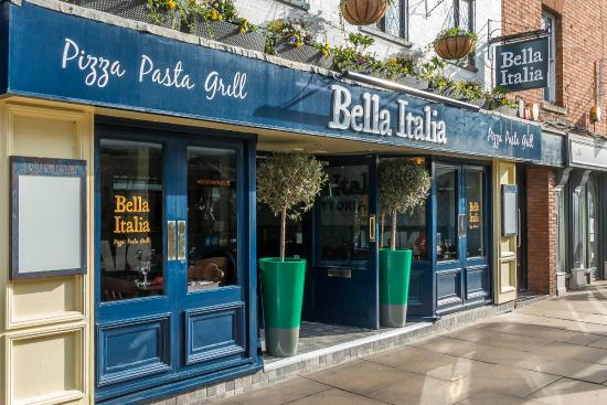 Bella Italia Stratford on Avon