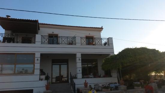 Vatera, Grecia: 2 kamers met puur zeezicht!