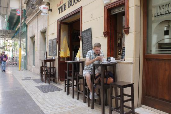 Boss Cafe