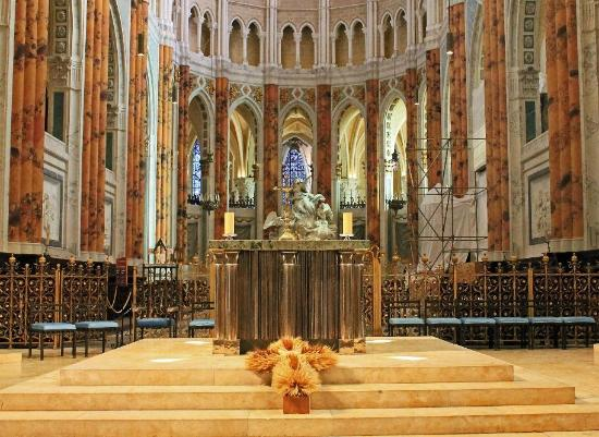 Altar Picture Of Chartres Cathedral Chartres TripAdvisor