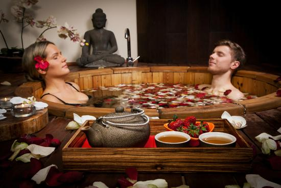 East Island Spa Centre: SPA programs for the couples