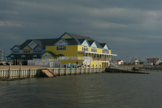 Rodanthe, NC: Kitty Hawk Kites Kiteboarding Resort - Hatteras Island