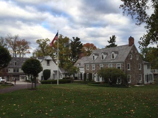 The Inn at Bowman's Hill: 1