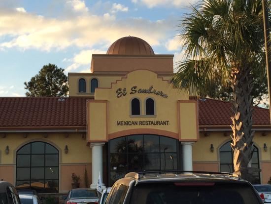 2649caa244b59 El Sombrero Restaurante Mexicano