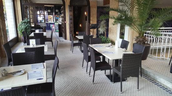 Gellért Garden Restaurant & Café
