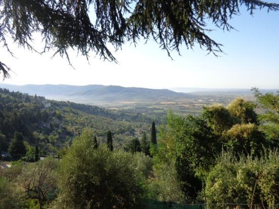 Casa Betania: Valley view