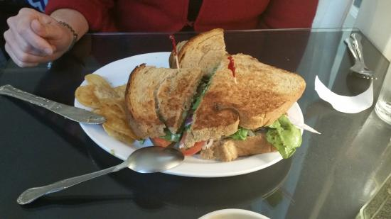 Gresham, Oregón: Sandwich plate