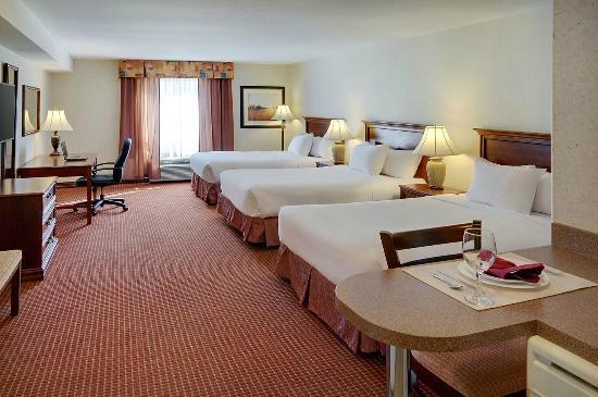 Pomeroy Inn & Suites Fort St. John : Room for Everyone