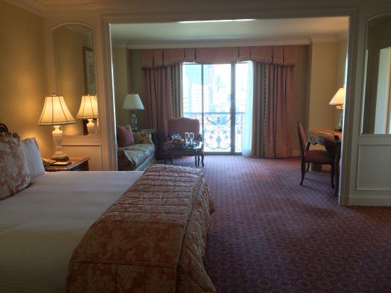 Room From Entry Door Area Picture Of Grand America Hotel Salt