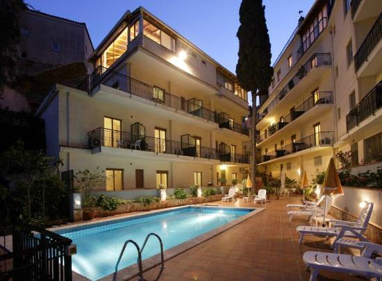 Hotel soleado taormina