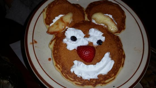 Le Peep: Kid's pancake