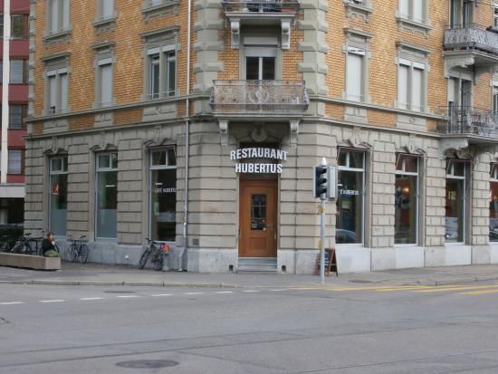 Photo of Restaurant Cafe Hubertus at Letzigraben 101, Zurich 8003, Switzerland