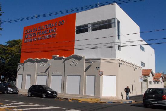 Casa da Cultura e do Artista Francano