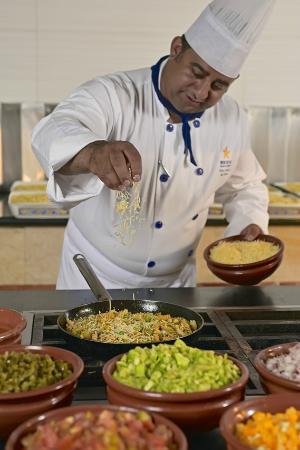 Iberostar Punta Cana: Gastronomy