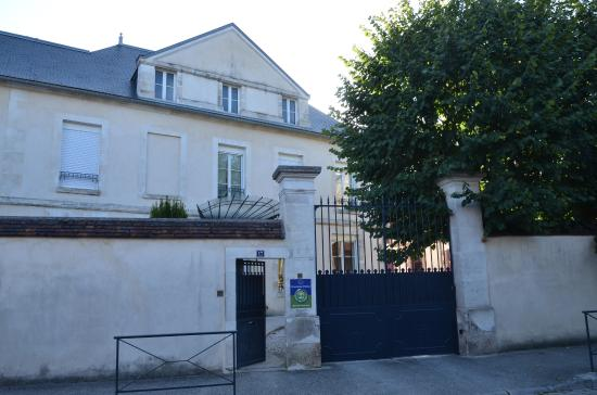 Les Chambres d'Hotes du Faubourg Saint Pierre : Chablis BB