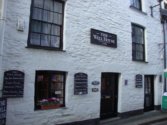 Street View Picture Of The Well House Fowey Tripadvisor