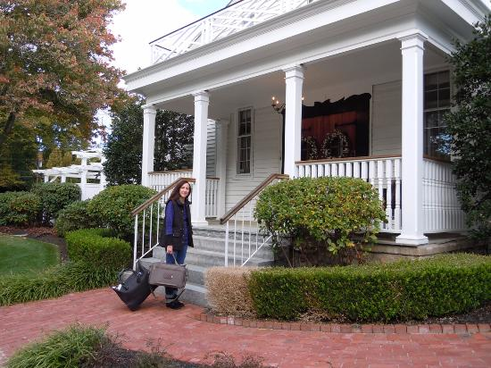 front porch picture of captain stannard house bed and breakfast rh tripadvisor com
