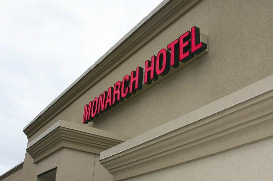 Clackamas, Oregón: Monarch Hotel
