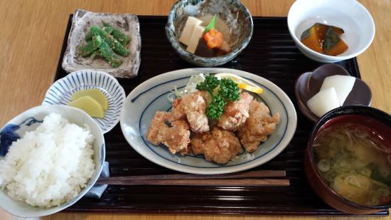 Wagohan Cafe Mamekuri