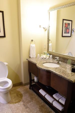 Holiday Inn Express & Suites Gallup East: Bathroom