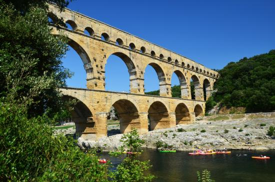 Pont du gard picture of office de tourisme de grasse - Office de tourisme du pont du gard ...