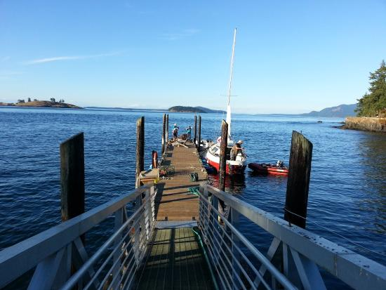 Lonesome Cove Resort: The Dock at LC