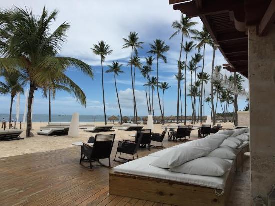 Gabi Beach Area Picture Of Paradisus Palma Real Golf