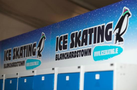 Ice Skating Blanchardstown: Lockers