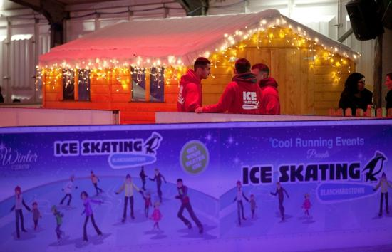 Ice Skating Blanchardstown: Rink