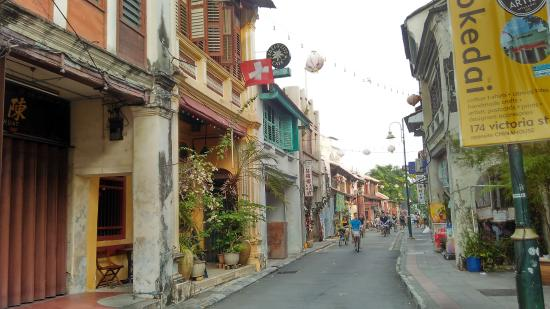 Armenian Street